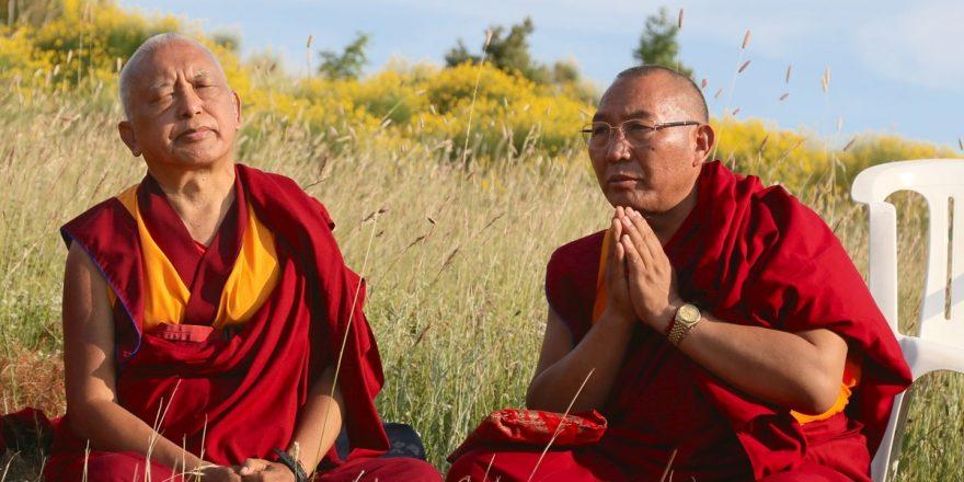 Dagri-Rinpoche-And-Thubten-Zopa-Rinpoche