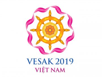 Logo Vesak 2019