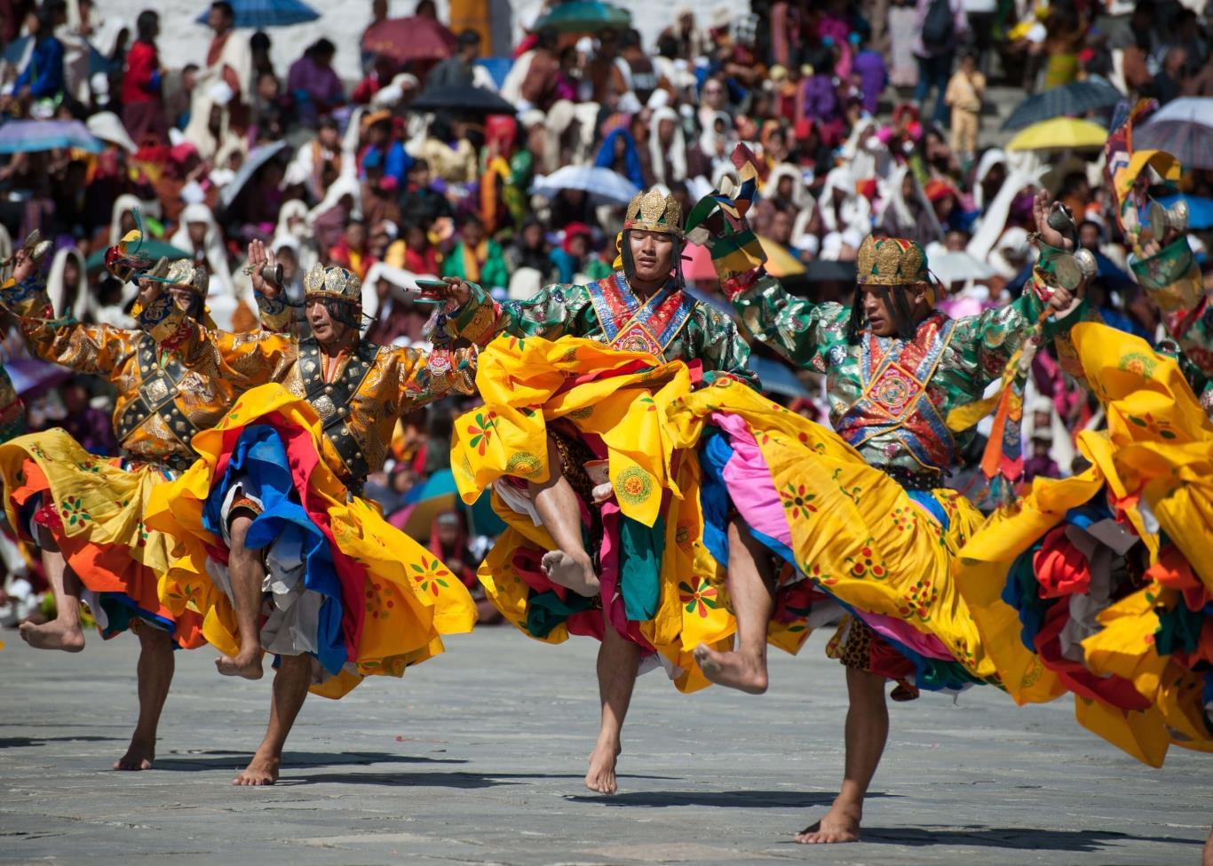 Lễ-hội-Thimphu-Tshechu