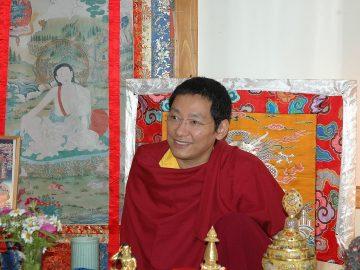 TrungramGyalwa-TeachingWithMilarepa
