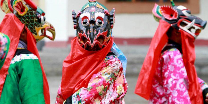 tibet folk dance